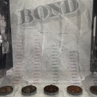 Bond Live Auction Lot – detail, front