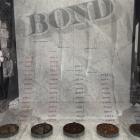 Bond Live Auction Lot – detail, front