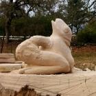 Frog - Stone Fountain In Progress