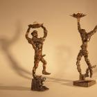 Irreverents - lost wax bronze
