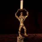 Irreverent 1 - lost wax bronze, front