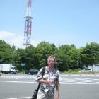 Touring in Omachi: Walt Padgett