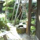 Traditional Courtyard: Omachi