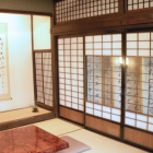 Interior of a restored home: Omachi