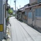 Street in Omachi