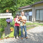 My home and family away from home, Masami-San and Hiroko-San