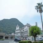 Shimoda train plaza