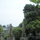 Temple, Cemetery, and Shrine