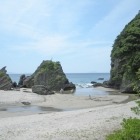 Ohama beach