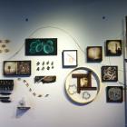 Stonestreet Tasting Room Environmental Design - tasting room wall right center; photography, Olaf Beckmann