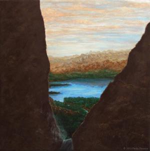 Continent as Landscape